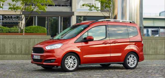 Ford Courier Dizel